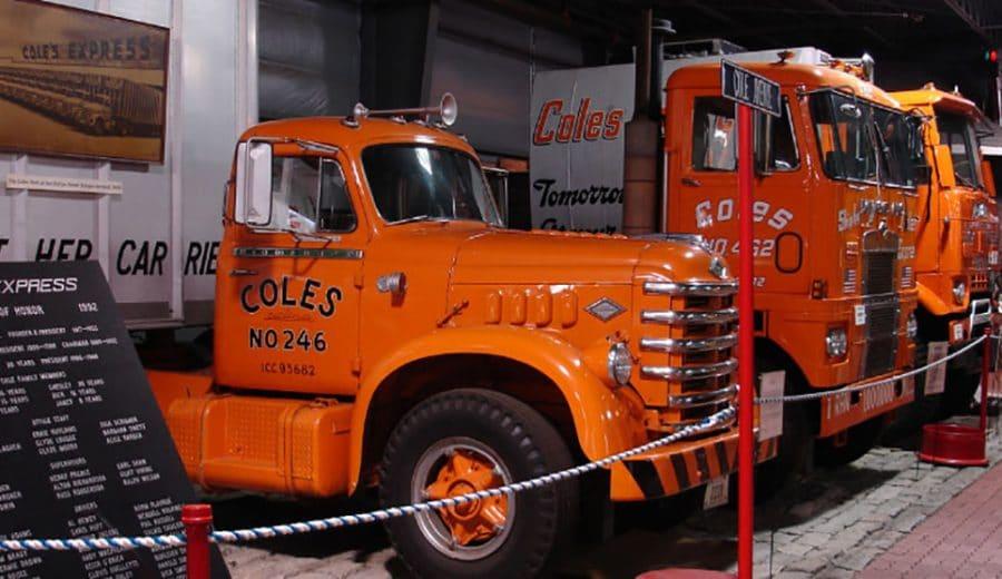 Cole Land Transportmuseum