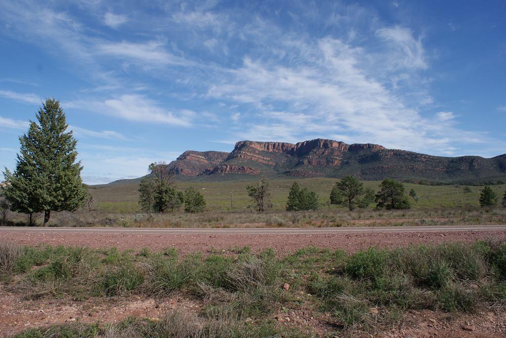 Flinders Ranges und das Outback