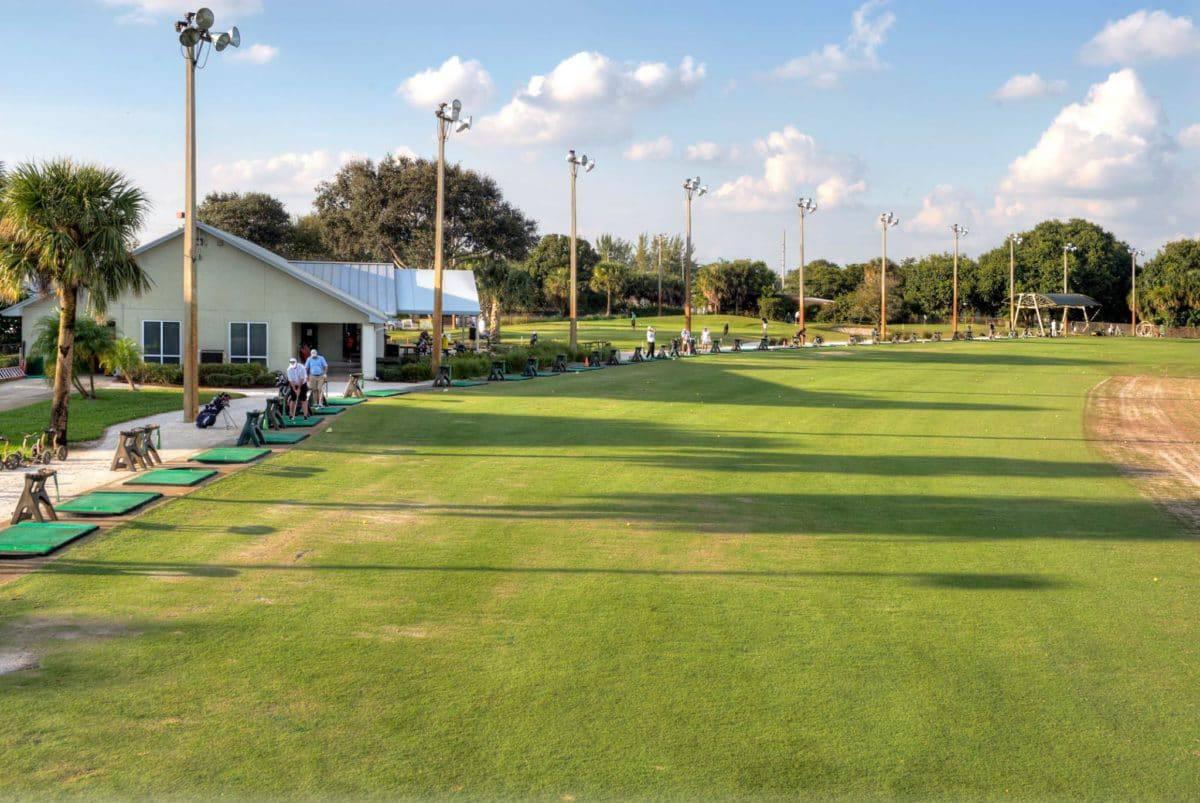John Prince Golf Lernzentrum
