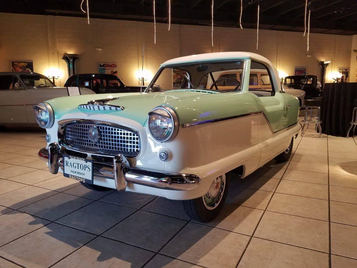 Ragtops Automobilmuseum