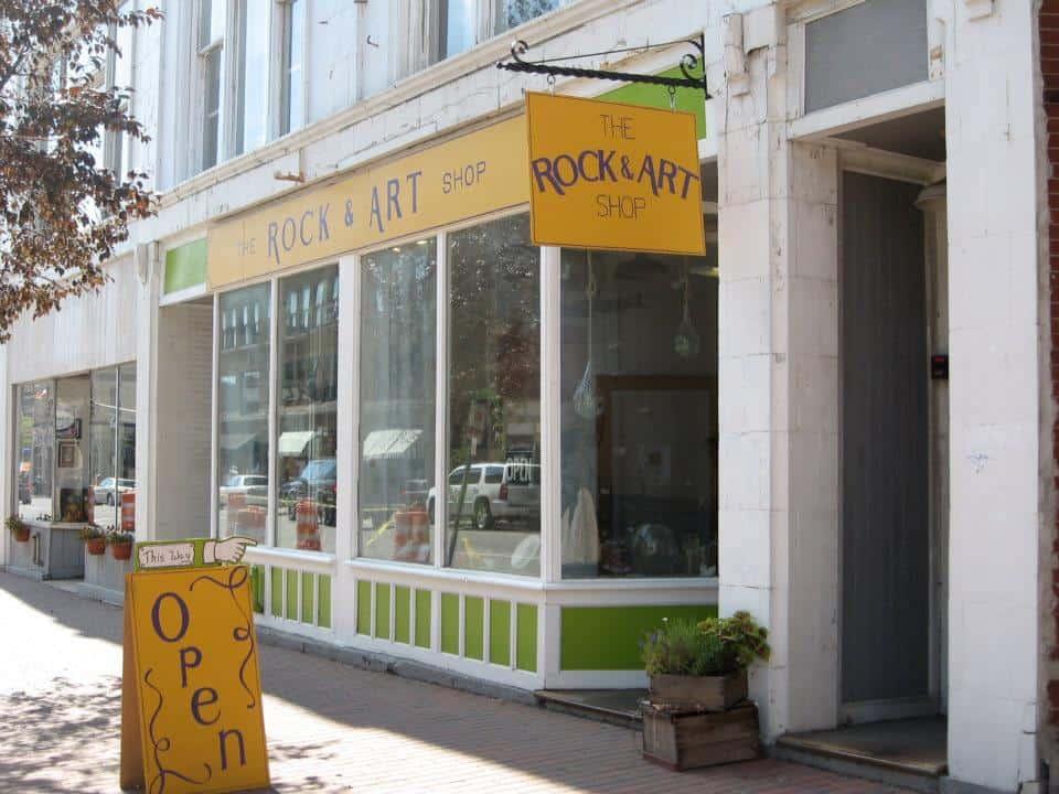 Der Rock & Art Shop