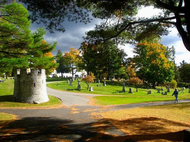 Mount Hope Garden Cemetery, Bangor