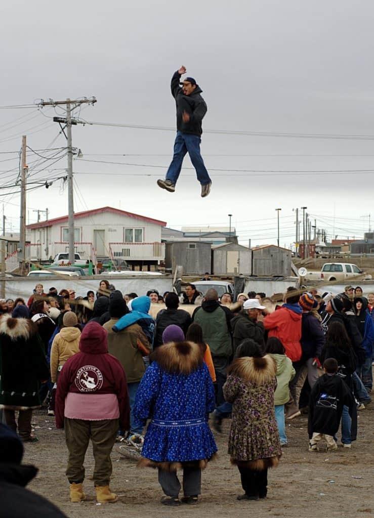 Nalukataq Festival (Blanket Toss)
