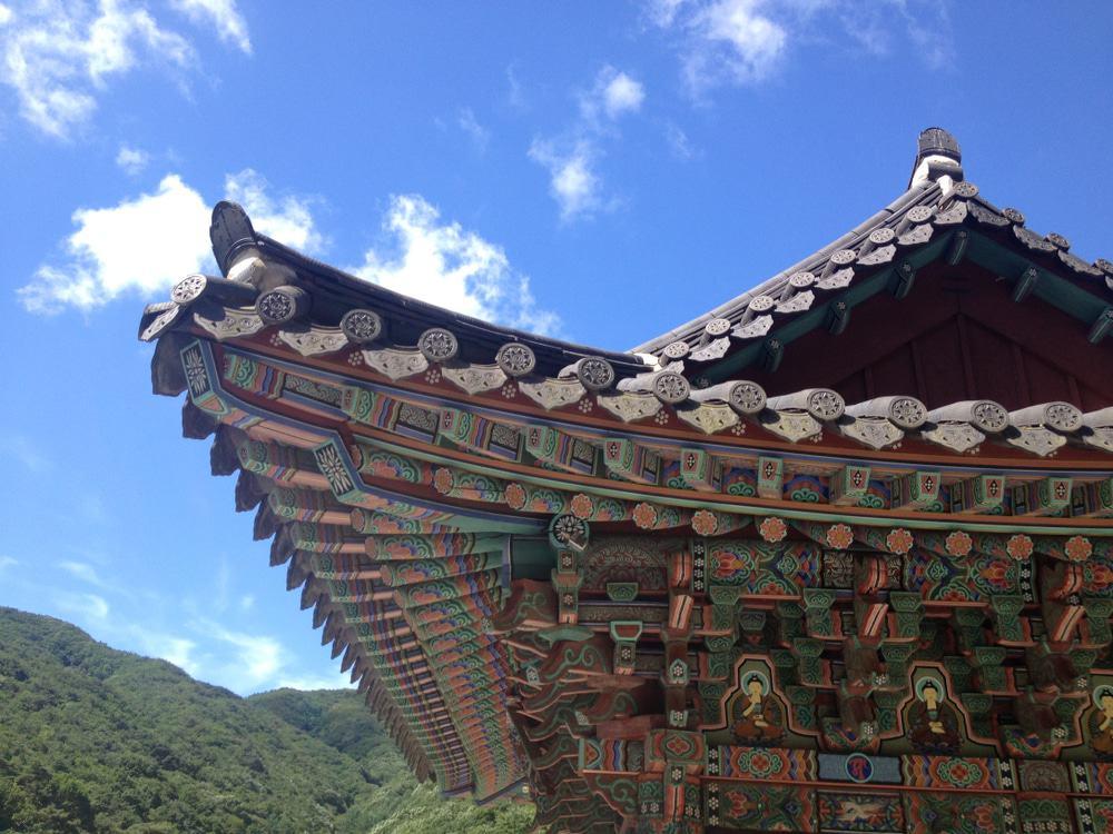 Seoknamsa Tempel