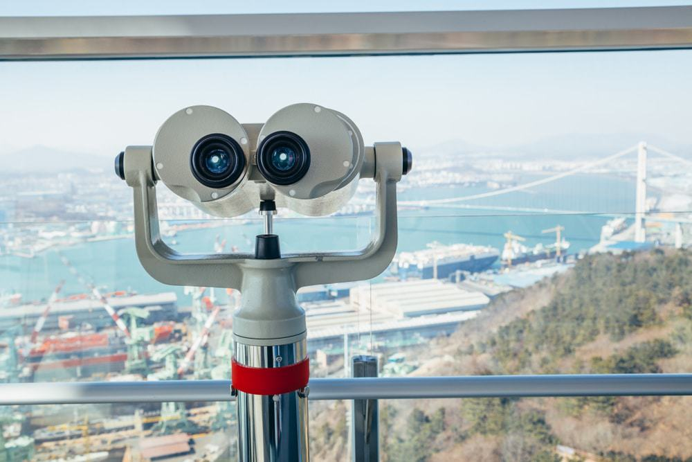 Observatorium der Ulsan-Brücke