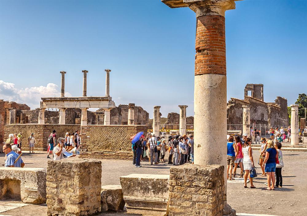 Pompeji Tour