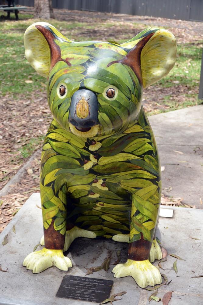 Hallo Koalas Sculpture Trail