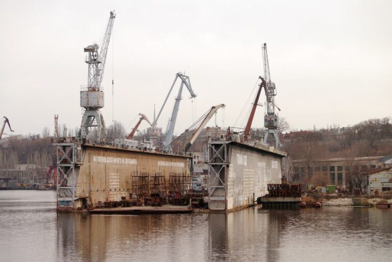 Admiralitätswerft, Mykolaiv