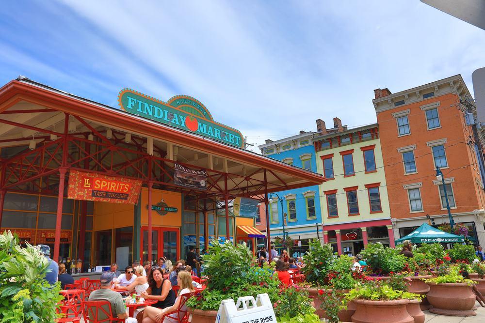 Historischer Findlay Markt