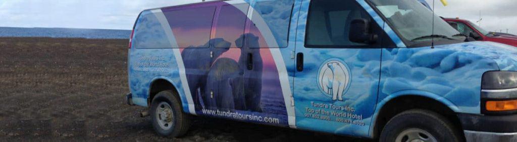 Tundra Tours, Barrow