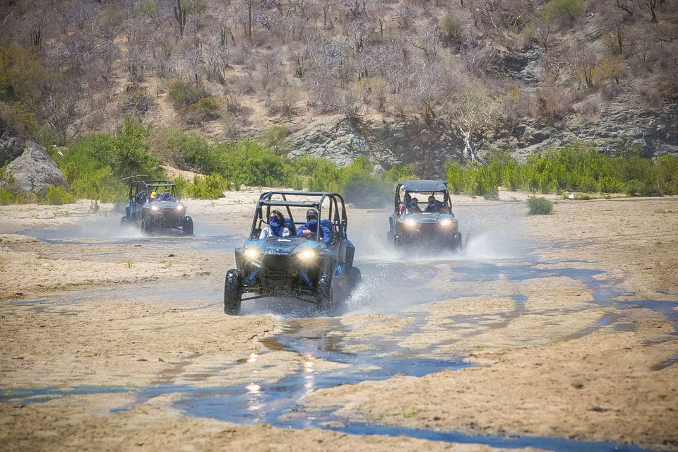 Cabo Offroad-Abenteuer