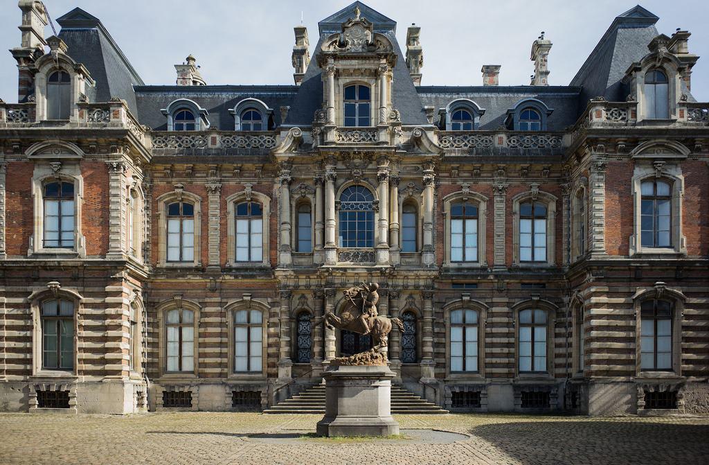 Schloss Perrier