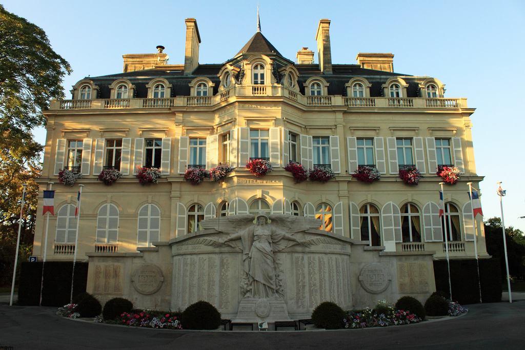 Épernays Hôtel de Ville