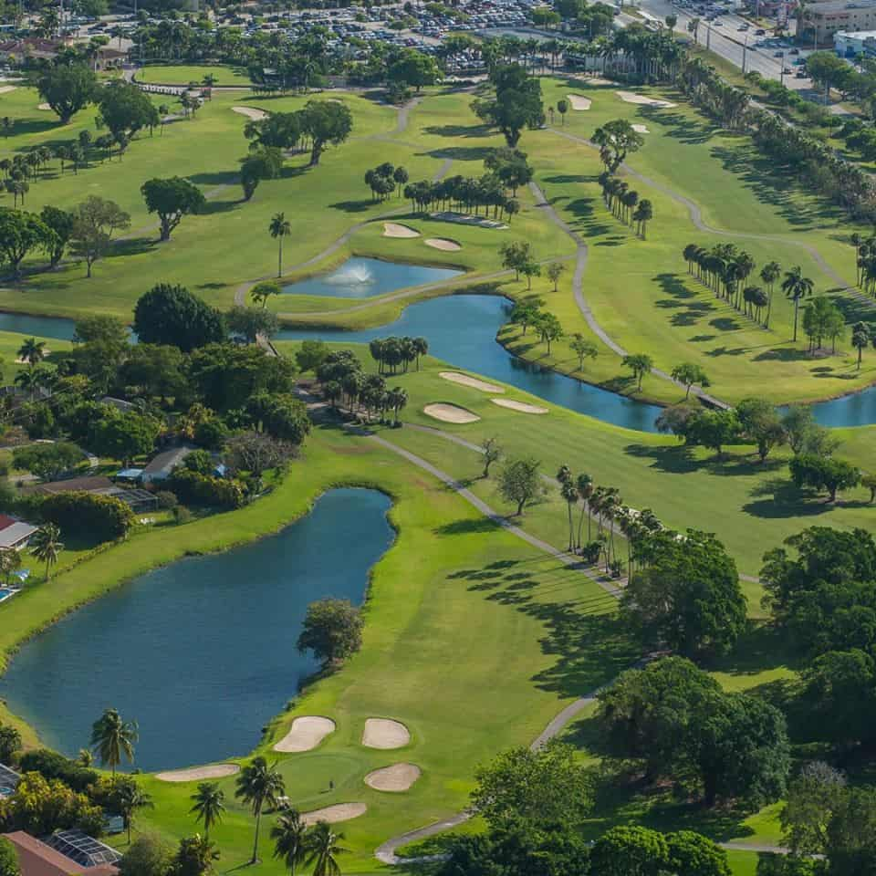 Palmetto Golfplatz