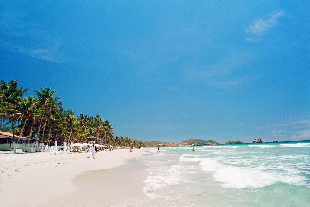 Playa El Agua, Isla de Margarita