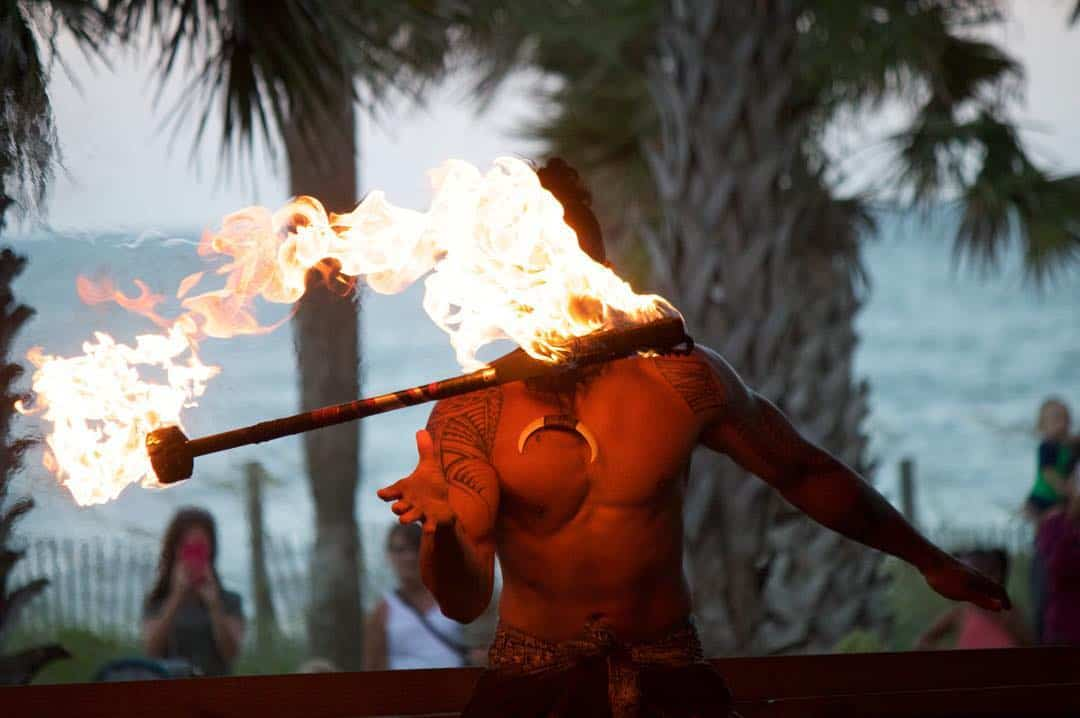 Polynesian Fire Productions