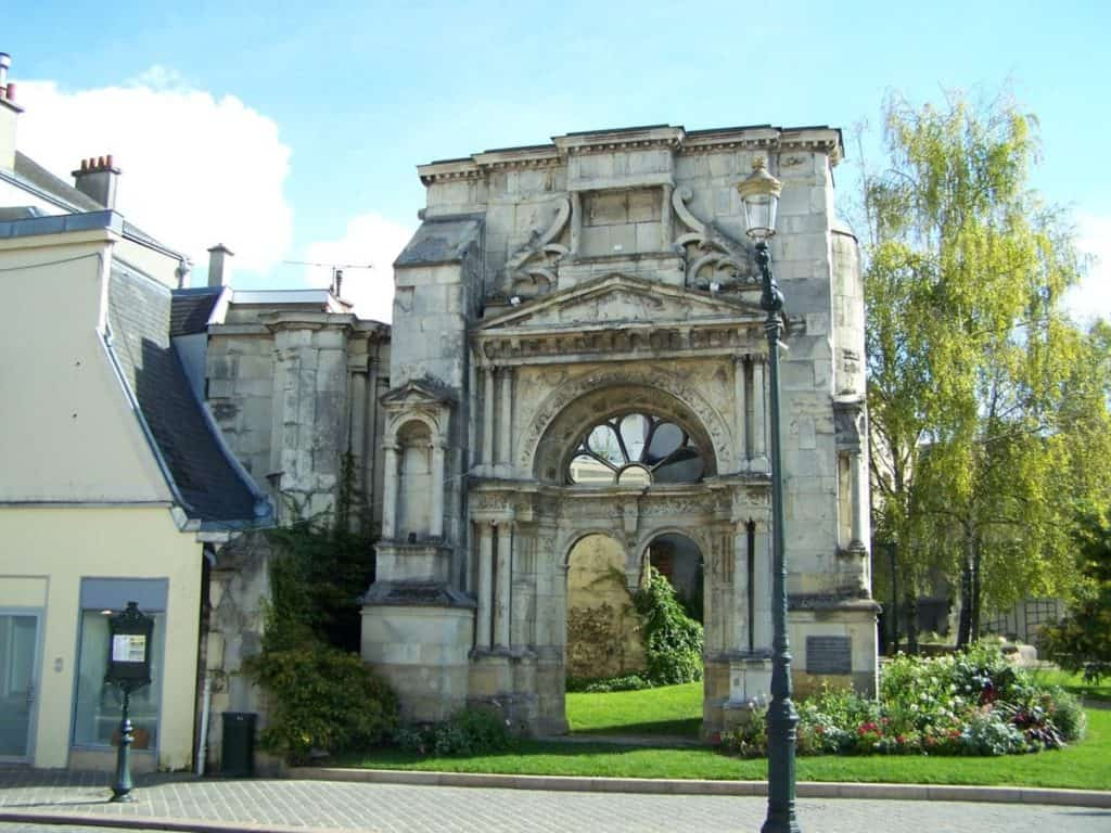 Portail Saint-Martin