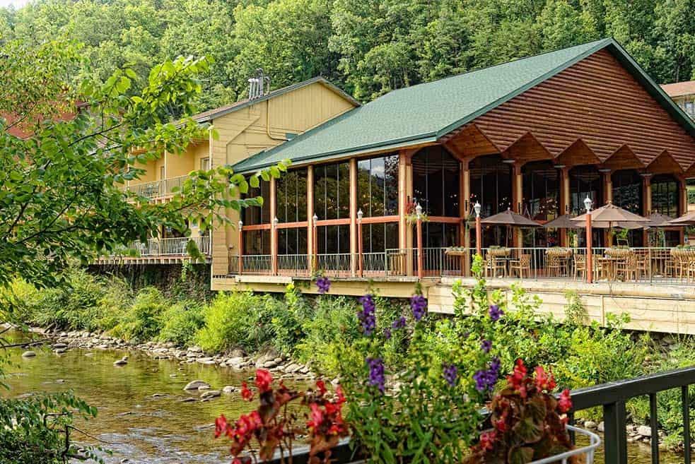 River Terrace Resort