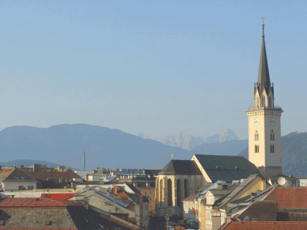 Stadtpfarrturm Villach
