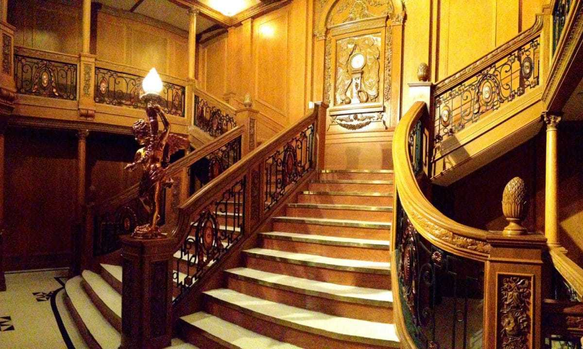 Titanic - Die Artefaktausstellung