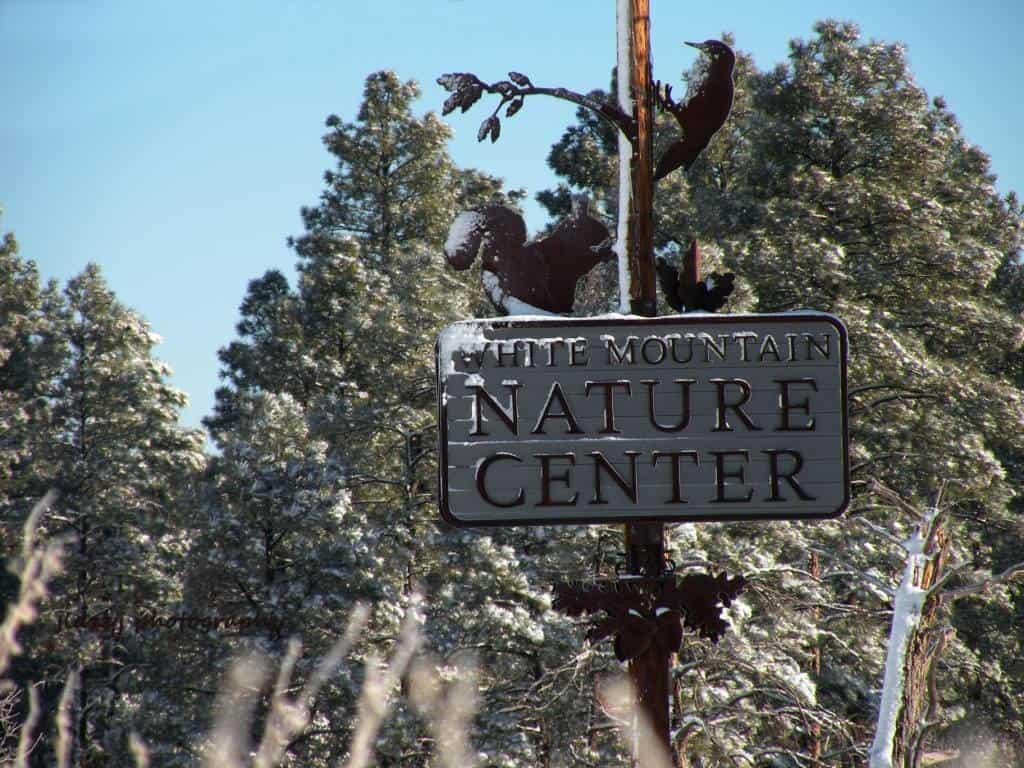White Mountain Naturzentrum