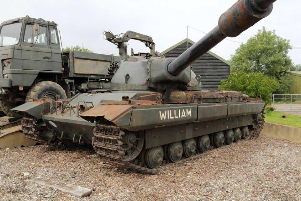 Wight Militär- und Kulturerbe-Museum