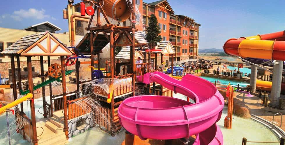 Wildnis im Smokies Resort