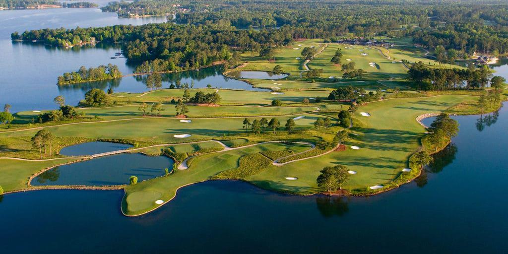 Willow Point Golfplatz