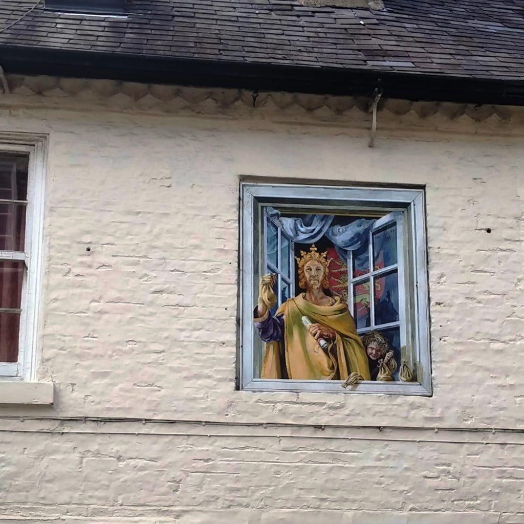 Knaresborough Town Windows Trail