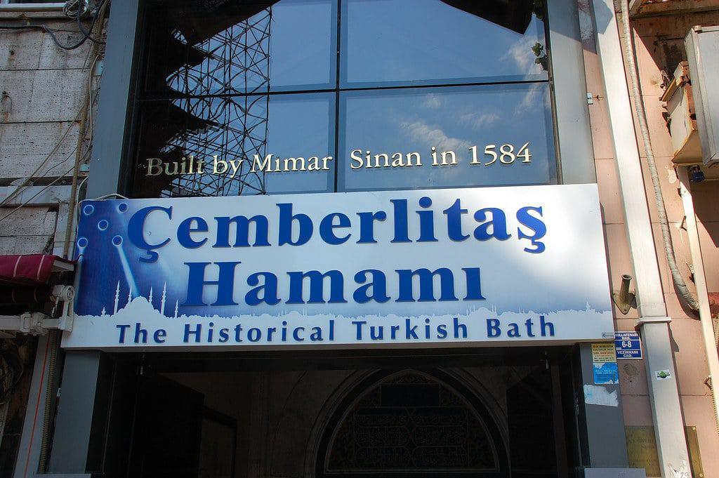Çemberlitaş Hamam in Istanbul