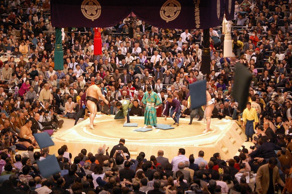 Sumo Spring Grand Tournament