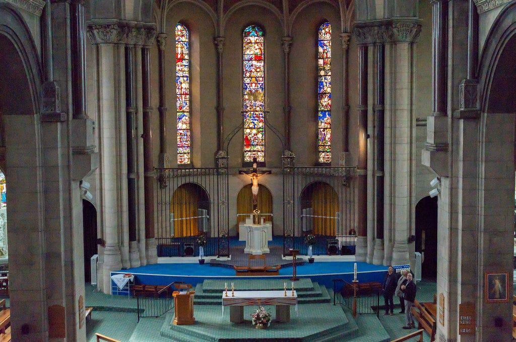 Kirche St. Mary