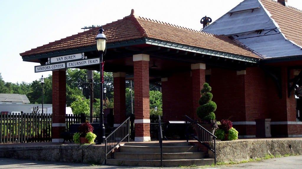 Van Buren River Valley Museum