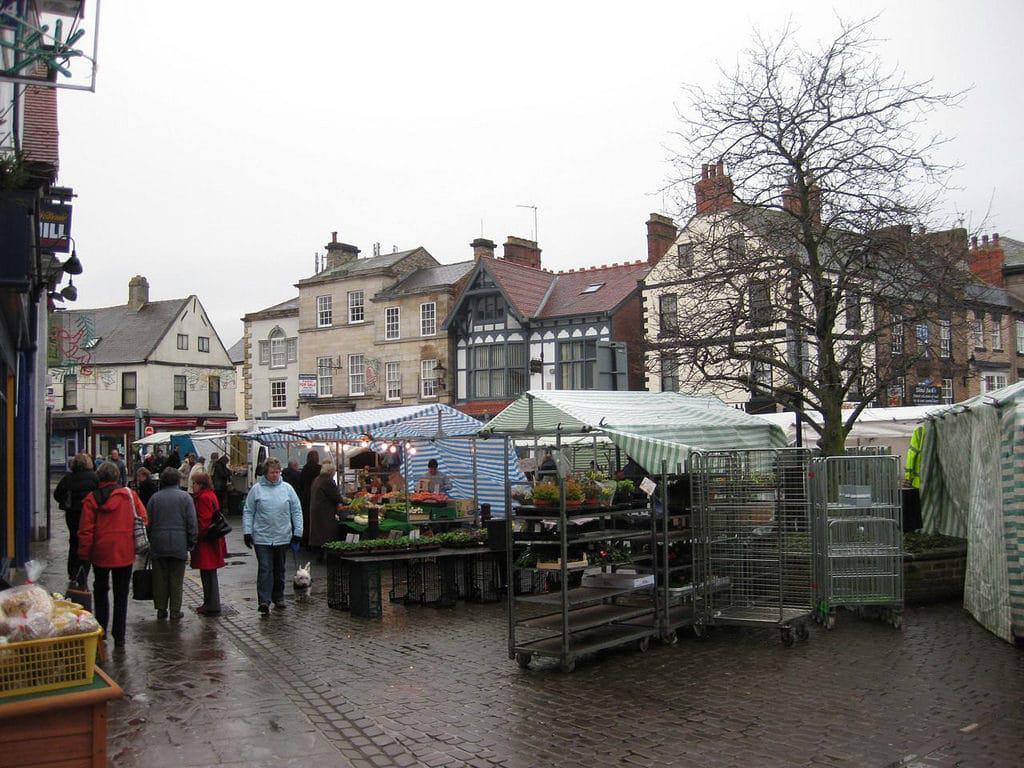 Knaresborough Markt