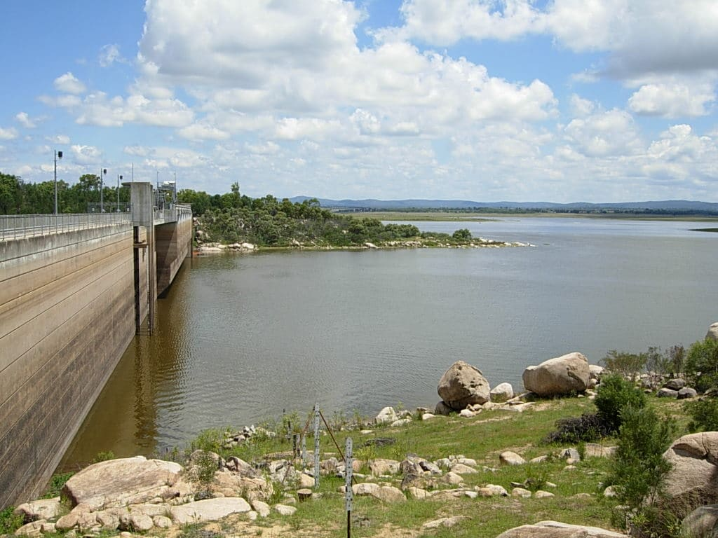 Leslie Dam