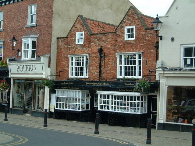 Ihr ältester Chymist Shoppe in England