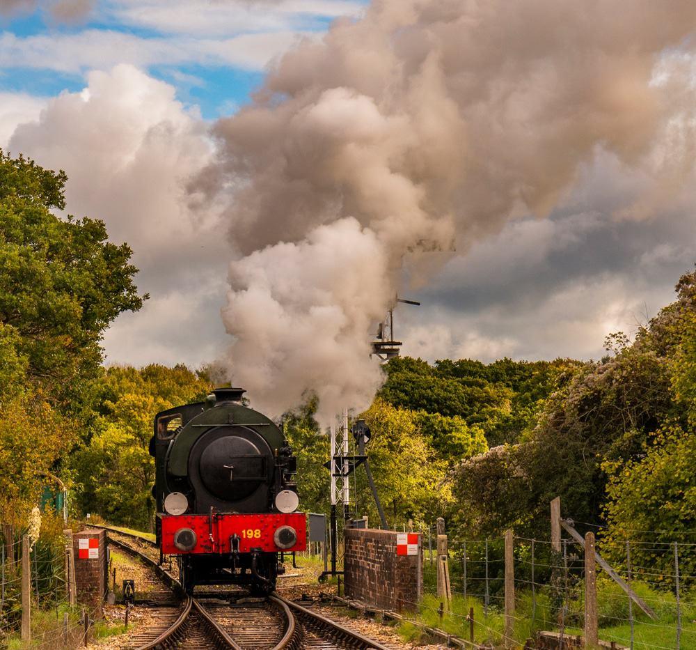 Isle of Wight Dampfeisenbahn