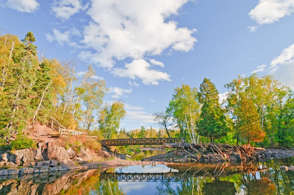 Stachelbeer-Fluss, Minnesota