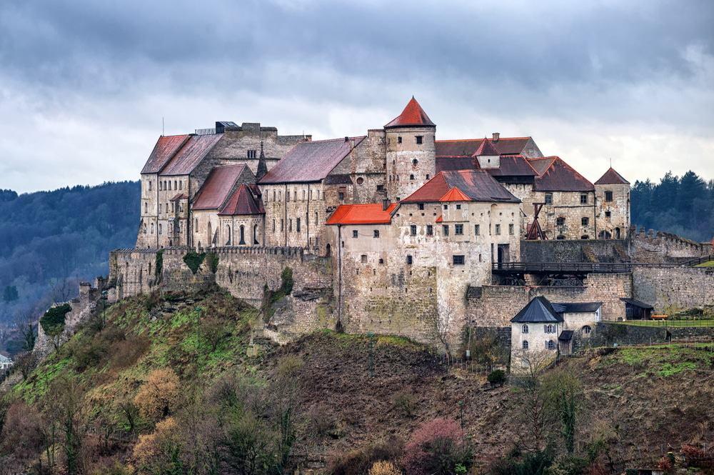 Burg Burghausen, Deutschland