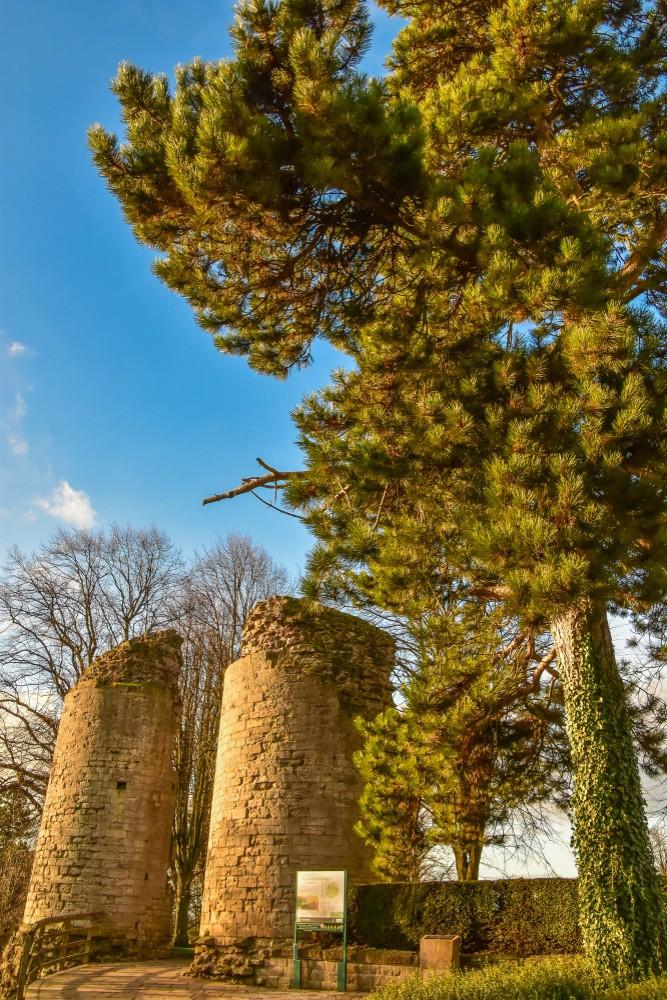 Knaresborough Schloss