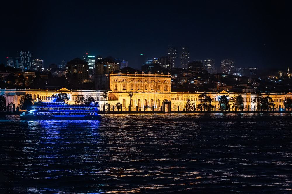 Bosporus-Kreuzfahrt