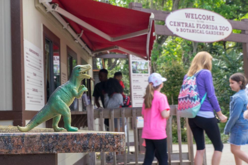 Zentralflorida Zoo und Botanische Gärten