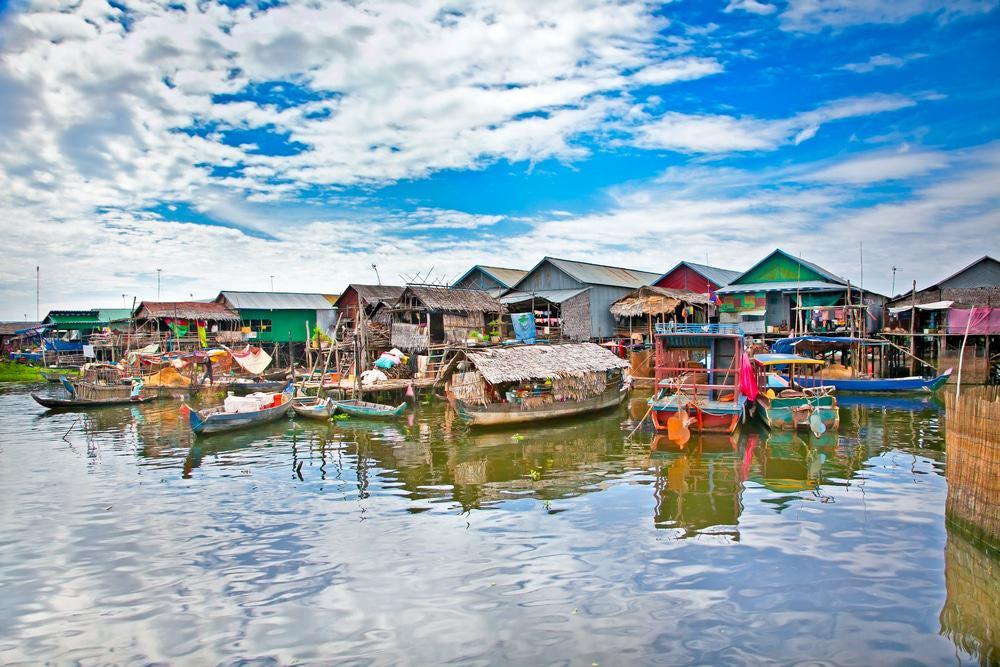 Tonle Sap See