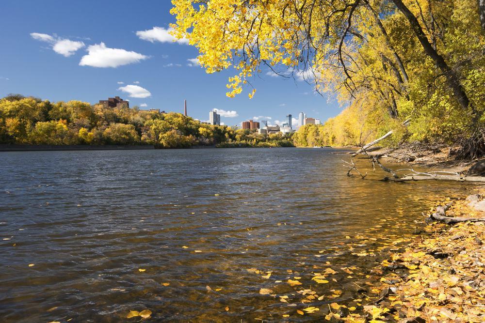 Mississippi River, Minnesota