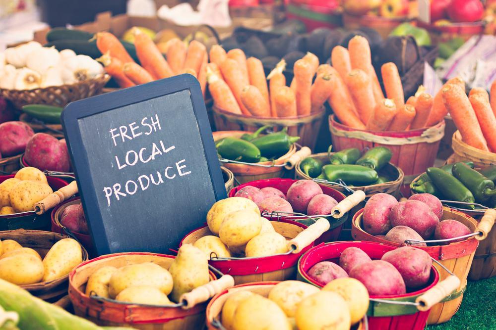 Fort Smith Bauernmarkt