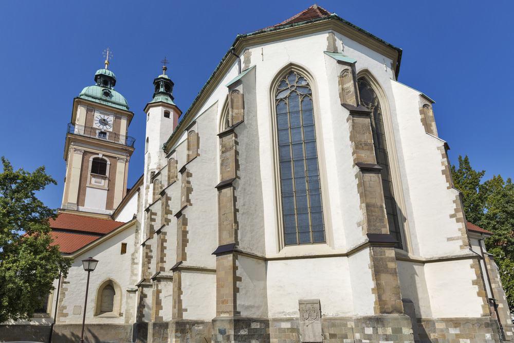 Maribor Kathedrale