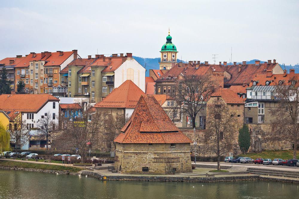Wasserturm, Maribor