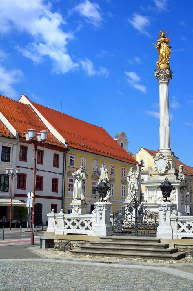 Pest-Säule, Maribor