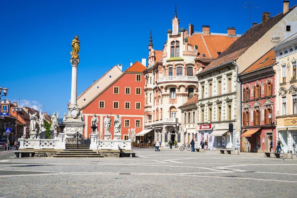 Glavni Trg, Maribor