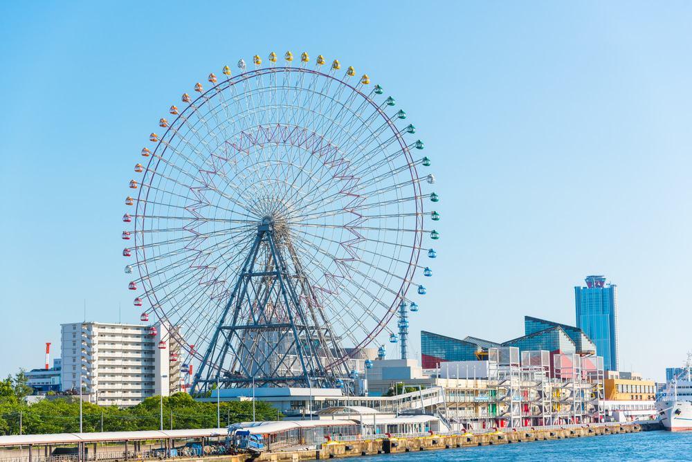 Tempozan Riesenrad, Osaka